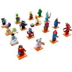 Minifigures: Series 18