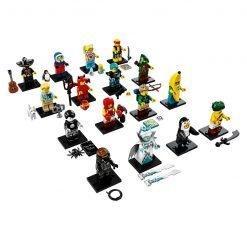 Minifigures: Series 16