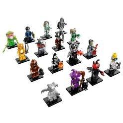 Minifigures: Series 14