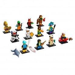 Minifigures: Series 21
